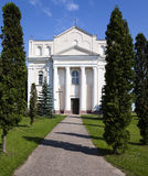 Catholic Church. Belarus Royalty Free Stock Images