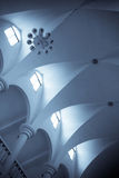 Catholic church ceiling Royalty Free Stock Photography