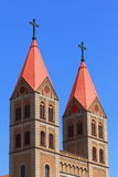 Catholic church in China Royalty Free Stock Image