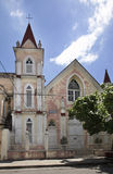 Catholic church in Cienfuegos. Cuba Stock Photography