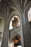 Catholic Church in Cluj Napoca, interior Royalty Free Stock Photos