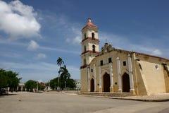 Catholic church in Cuba Royalty Free Stock Photo