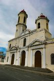 Catholic church in Cuba Stock Photography