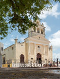Catholic Church El Carmen in Santa Clara,Cuba Royalty Free Stock Image
