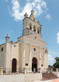 Catholic Church El Carmen in Santa Clara,Cuba Stock Image