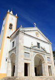Catholic church in Evora Royalty Free Stock Image
