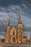 Cathdedral of St Andrew in Grand Rapids Royalty Free Stock Image