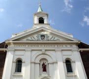 Catholic church in Haarlem Stock Photo
