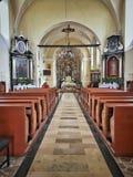 Church in Poland Stock Photos
