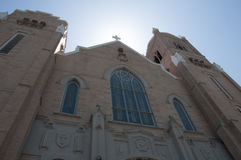Catholic church Royalty Free Stock Images