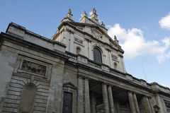The catholic Church of the Immaculate Heart of Mary in South Kensington Stock Image