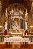 Catholic Church Interior royalty free stock photography