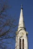 Catholic church in Ivanovo Stock Images