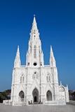 Catholic Church in Kanyakumari Stock Image
