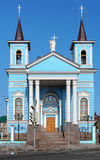Catholic Church in Kazan, Russia Royalty Free Stock Photography