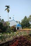 Catholic Church in Kumrokhali, West Bengal Stock Image