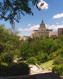 Almudena Cathedral Santa María la Real de La Almudena Royalty Free Stock Images