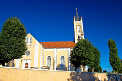 Catholic church in Molve, Croatia Royalty Free Stock Photography