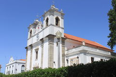 Catholic church in Montemor-o-Novo Royalty Free Stock Photos