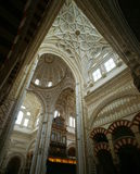 Catholic Church in a Mosque Royalty Free Stock Photography
