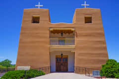 Catholic Church New Mexico Stock Images