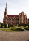 Catholic Church Of Belarus Royalty Free Stock Photography