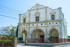 The catholic church Royalty Free Stock Photos