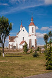 Catholic Church of Our Lady Ruzhentsova in Soly Stock Photo