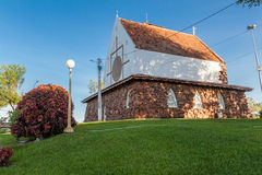 Catholic church of Paulo Afonso Stock Image