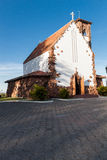 Catholic church of Paulo Afonso Stock Photography