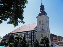 Catholic Church in Poland Stock Photos