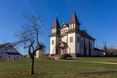Catholic Church in Polonechka, Belarus. Royalty Free Stock Photography