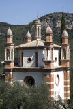 Catholic church of the Renaissance Royalty Free Stock Image