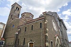 Catholic Church of Saint Anthony of Padua, Constanta, Romania Stock Photos