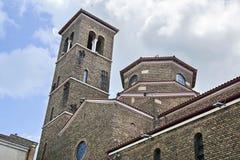 Catholic Church of Saint Anthony of Padua, Constanta, Romania Royalty Free Stock Photos