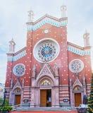 The catholic church Stock Photo