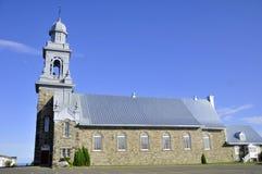 Catholic church, Sainte-Luce-sur-Mer Stock Photo