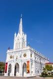Catholic church at Samut Songkhram, Thailand Stock Images