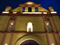 Catholic Church in San Cristobal de las Casas Royalty Free Stock Photography