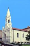 Catholic church in San Remo Royalty Free Stock Photos