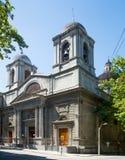 Catholic church Santa Corazon, Montevideo, Uruguay Stock Photos