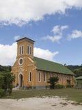 Catholic Church in Seychelles Royalty Free Stock Photo