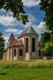 Catholic church St. Eloi, Roissy-en-France royalty free stock images