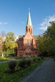 Catholic church of St. Louis, german ( Sankt Ludwig Kirche Berlin) Stock Image
