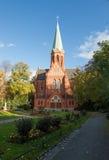 Catholic church of St. Louis, german ( Sankt Ludwig Kirche Berlin) Stock Image