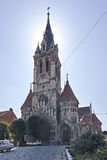 Catholic Church of St. Stanislaus XVIII century Stock Photos