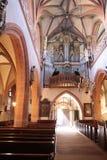 Catholic church of St. Valentinus (Kiedrich) Stock Image