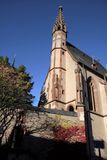 Catholic church of St. Valentinus in Kiedrich Royalty Free Stock Photo