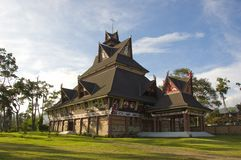 Catholic church. Sumatra, Indonesia Stock Photography