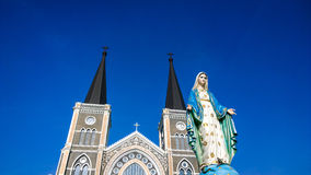 Catholic church Royalty Free Stock Photos